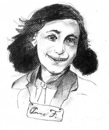 Pavlína Jurasová: Anna Frank