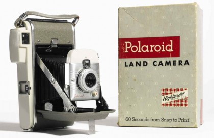 Polaroid-Land-Camera